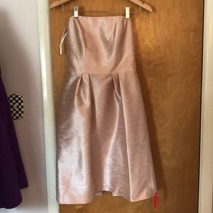 Formal Alfred Sung Strapless Dress